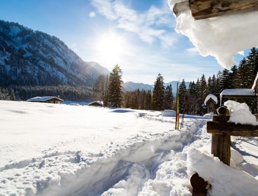 HELDs Vitalhotel | Ruhpolding Winterauszeit