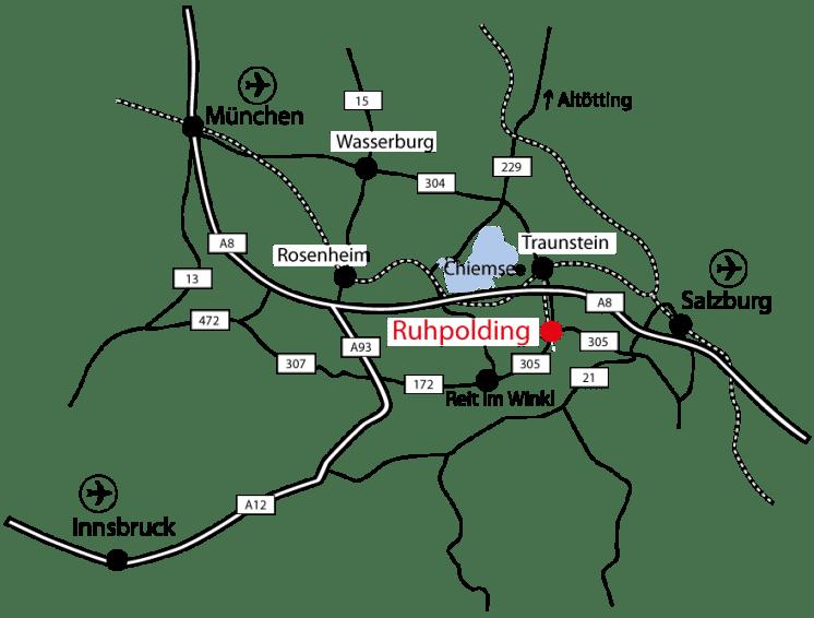 HELDs Vitalhotel   Lage
