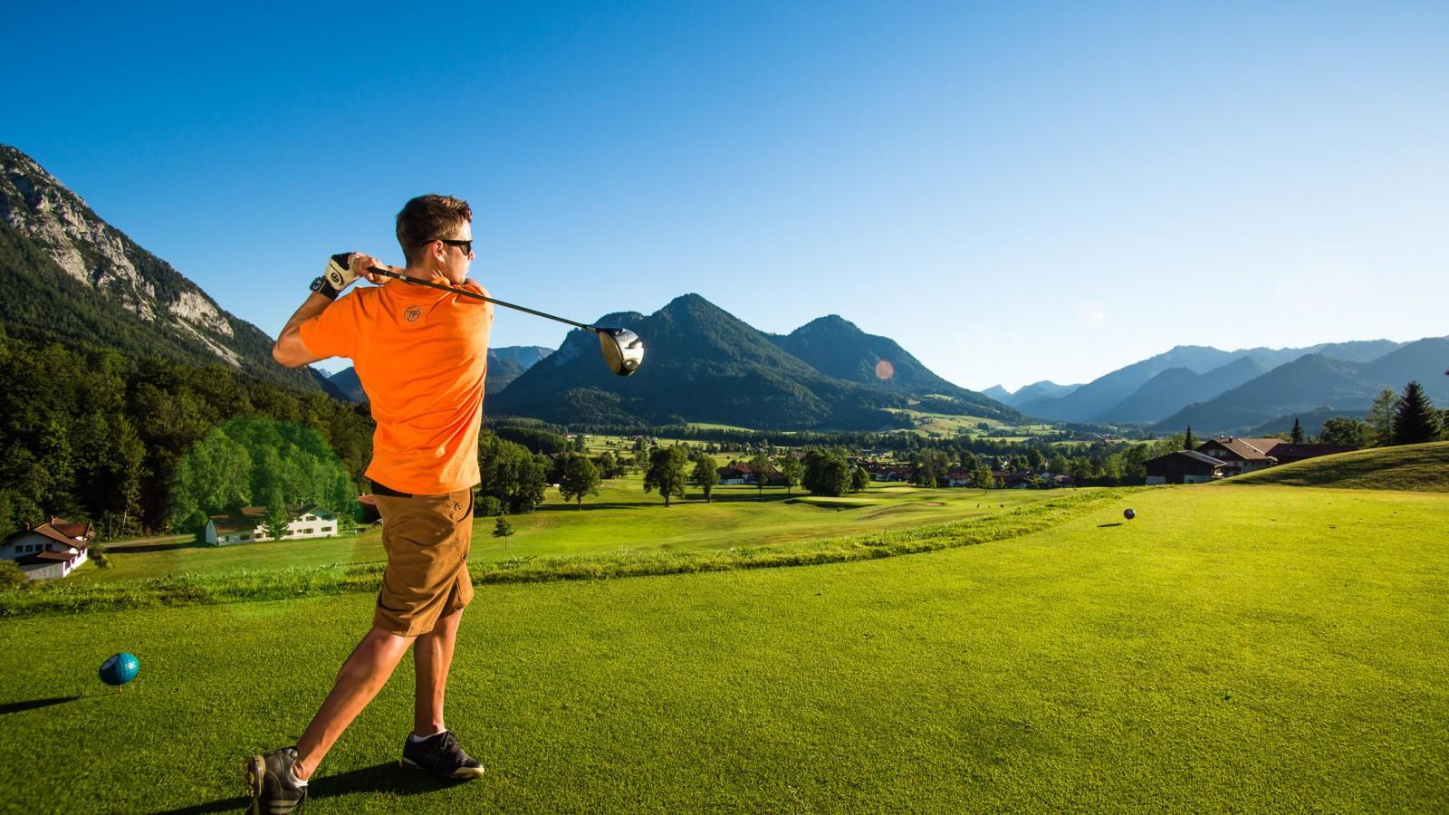 Helds Vitalhotel | Ruhpolding Golfurlaub