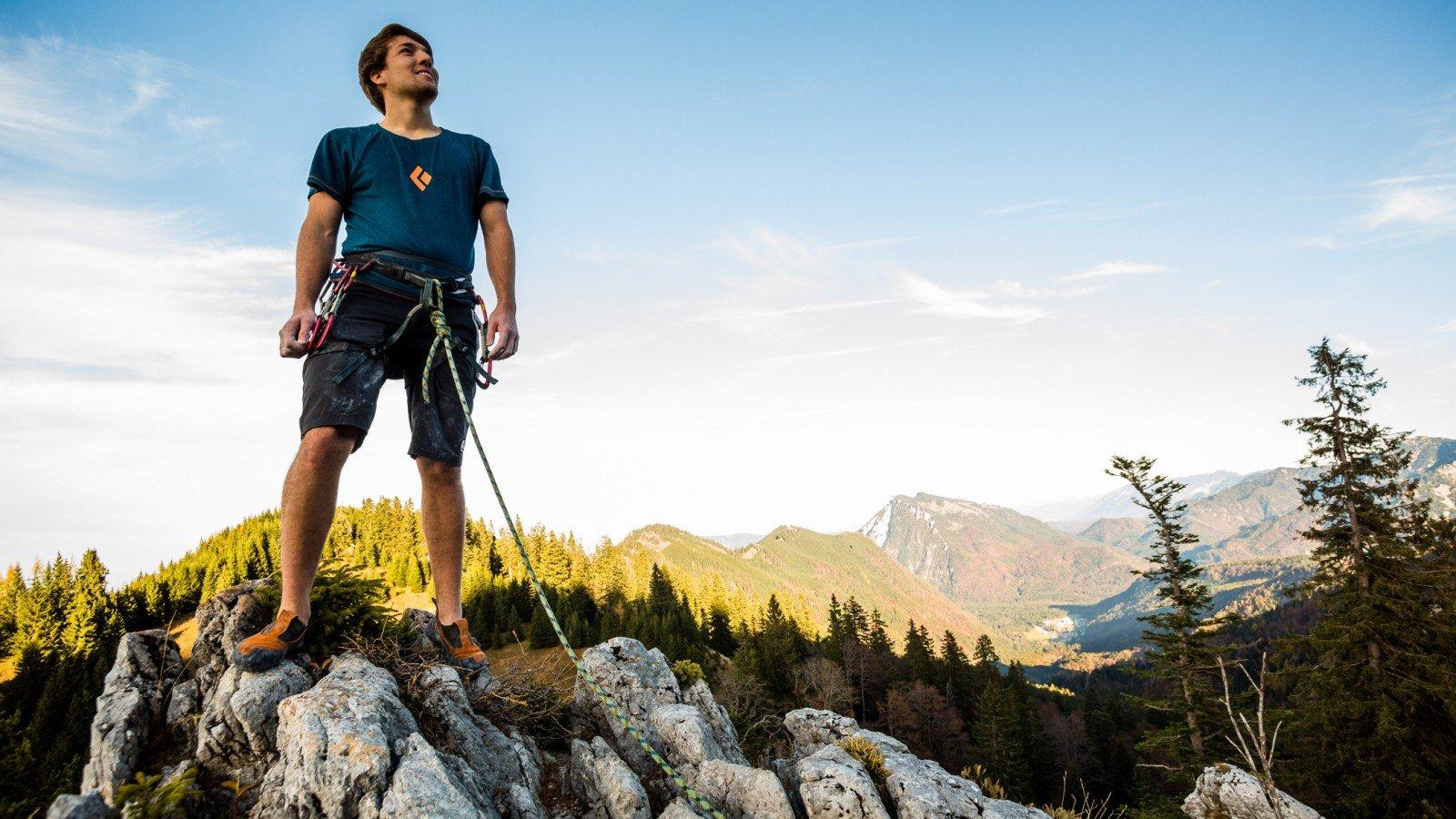 Kletterurlaub Bayern