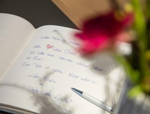 HELDs Vitalhotel | Gästebuch