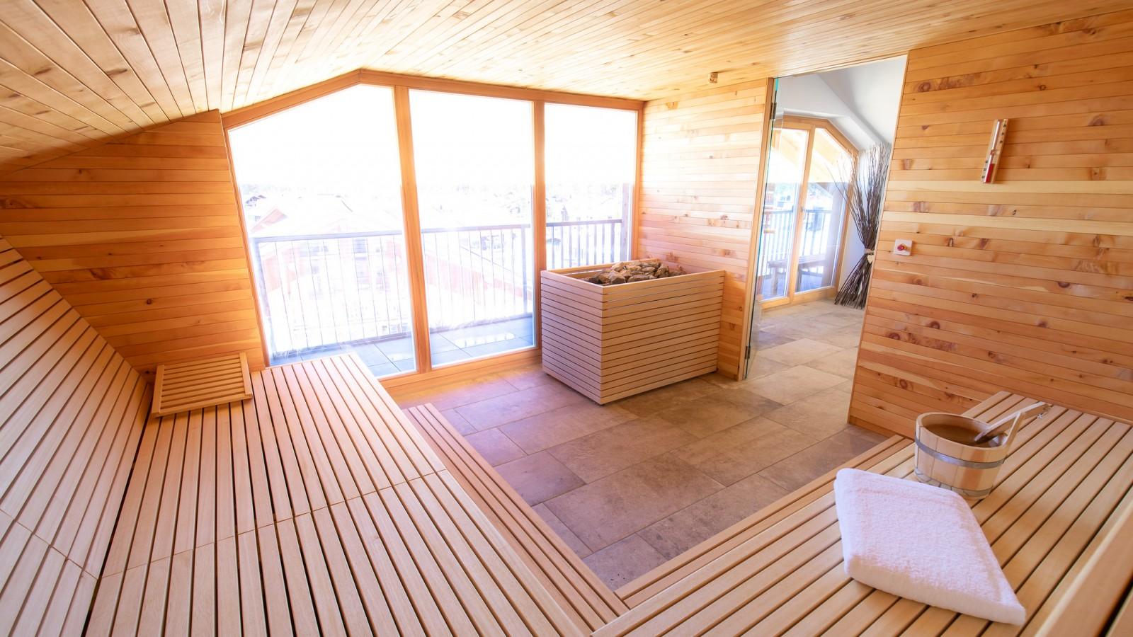 HELDs Vitalhotel | Sauna