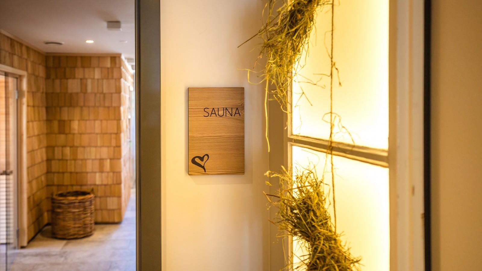 HELDs Vitalhotel | Saunabereich