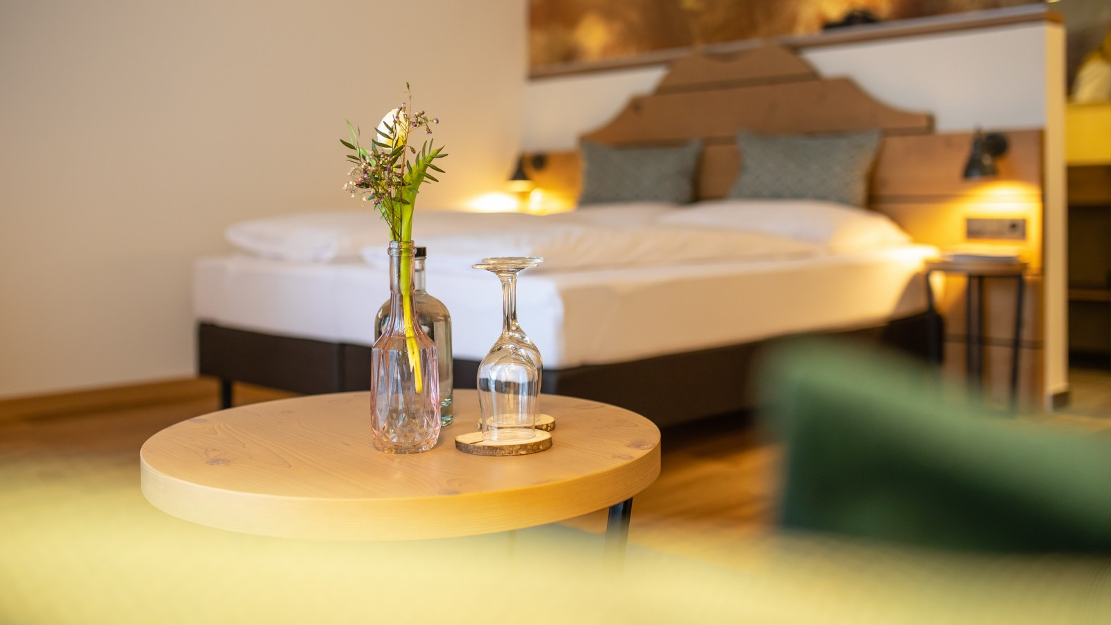 HELDs Vitalhotel | Junior Suite HELDenParadies