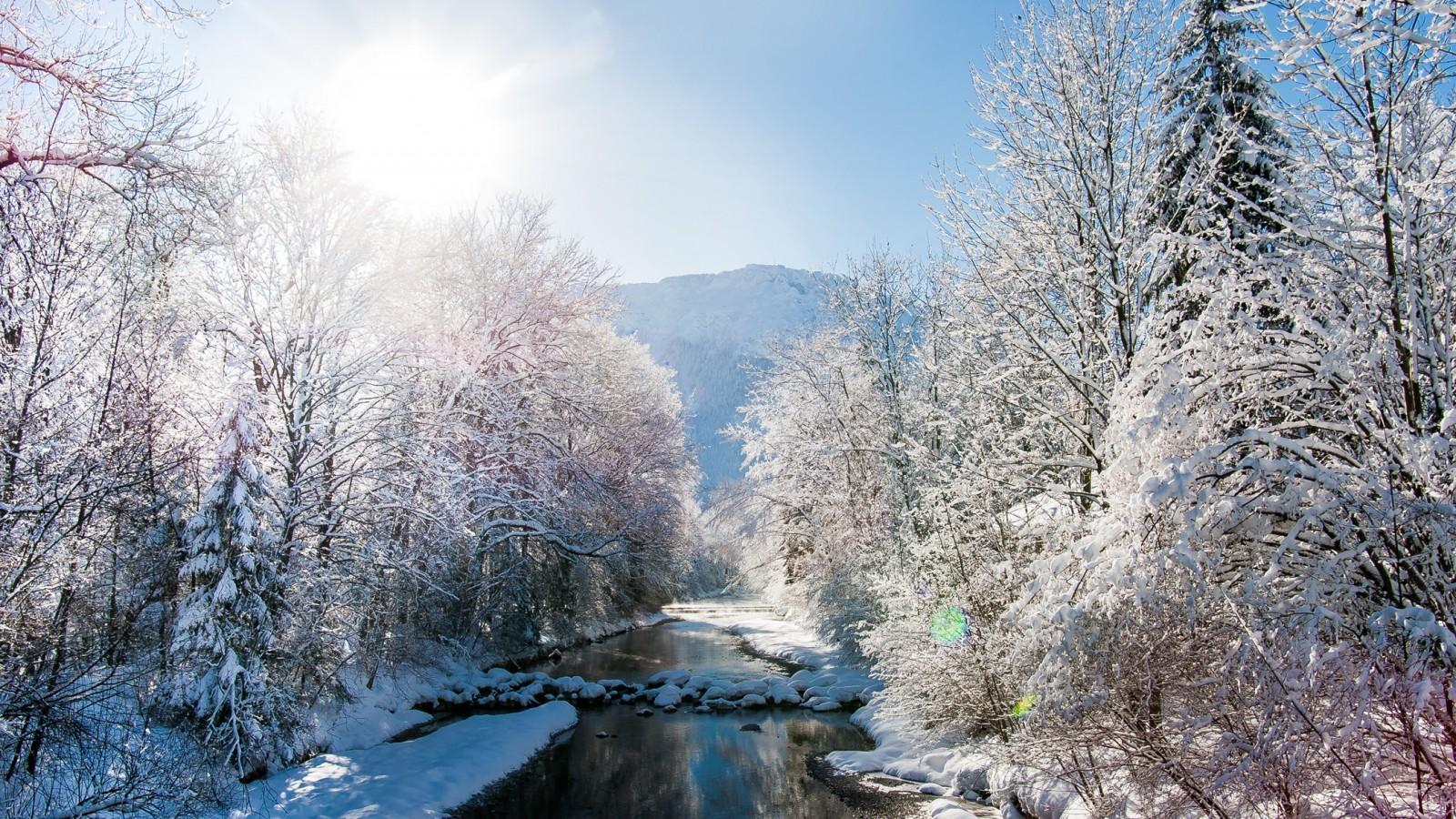 HELDs Vitalhotel | Winter-Landschaft