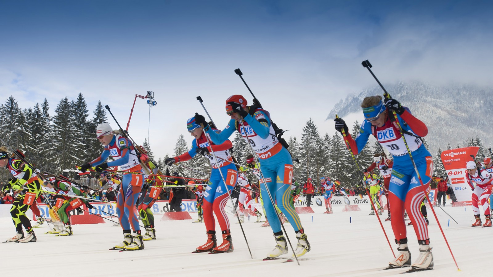 HELDs Vitalhotel | IBU Biathlon Welt Cup