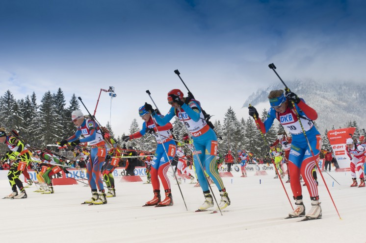 IBU Biathlon Welt Cup