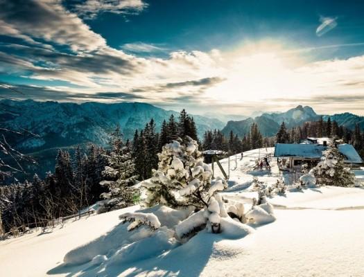 Rein ins Schneevergnügen