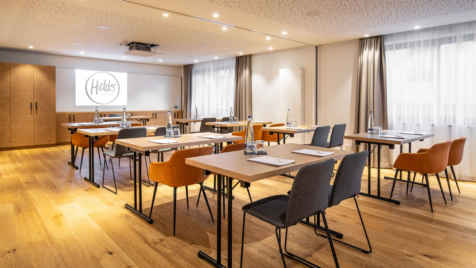 HELDs Vitalhotel | Conference Room Max&Moritz