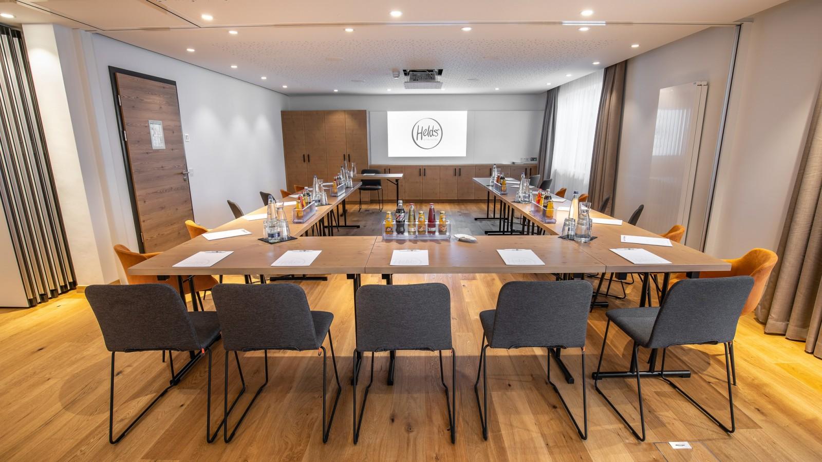 HELDs Vitalhotel | Conference Room Max&Moritz